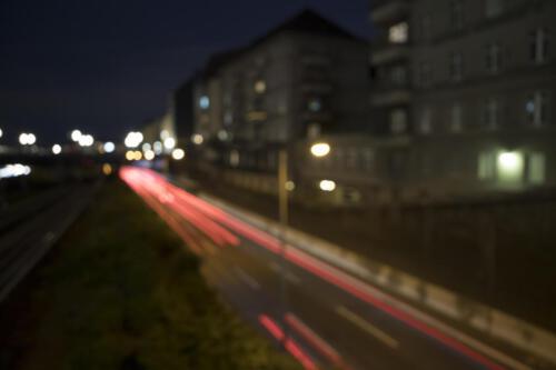 A100 Leuchtspuren